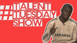 BRIAN BROBBEY OVER BROBBEAST, ZIJN SIXPACK EN POFFERTJES | TALENT TUESDAY SHOW #5