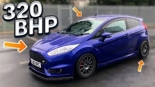 Con's 320 BHP Stage 3 Ford Fiesta ST | CINEMATIC |