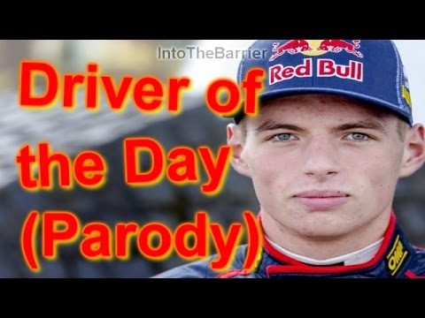 When the Public Votes for Driver of the Day (F1 Parody)