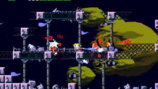 [Cave Story] - Island Core Is a Heavy