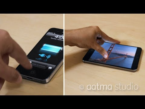 iPhone 5 New Concept Features Music Videos