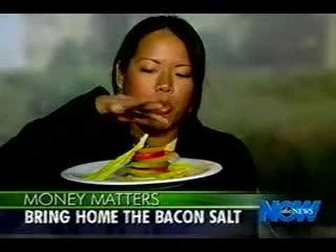 Bacon Salt on ABC News