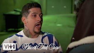 Junior & Cobra Argue About the Jamaica Situation | Black Ink Crew: Chicago