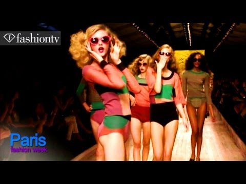 Spring 2012 Fashion Week: New York, London, Paris, and Milan on FashionTV | FTV.com