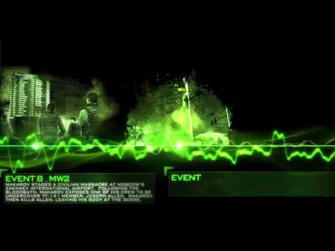 Call Of Duty Modern Warfare Timeline video