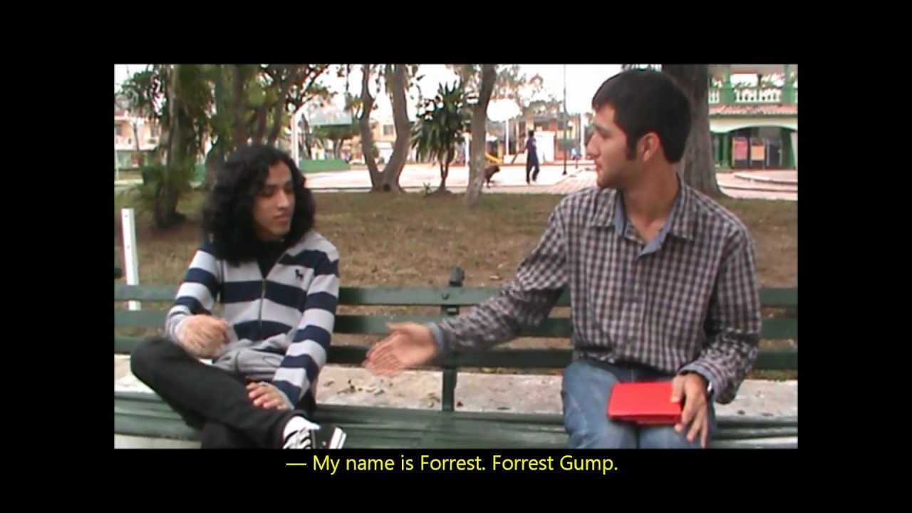 Forrest Gump trailer [Fanmade // English Project] - YouTube