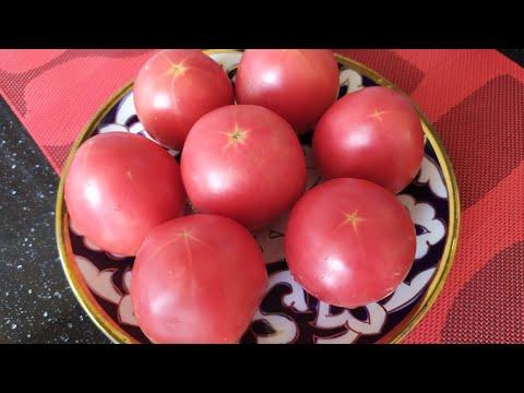 КАЛ ПАТИР. Лепешки из помидорах. Мамин фирменный рецепт. Очень даже вкусно.