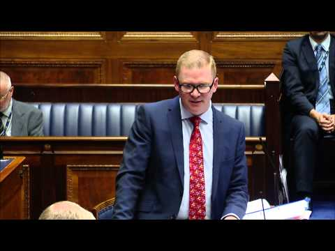 Question Time: Enterprise, Trade and Investment Tuesday 16 September 2014