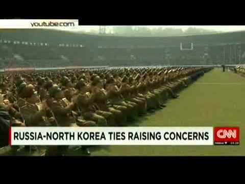 Россия и Северная Корея создают «зловещий союз» против США — CNN