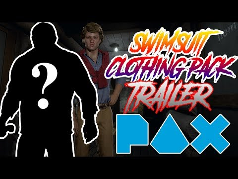 NEW Swimsuit Clothing Pack TRAILER | Multiple Maps & Jason's Coming | Pax West Panel Breakdown