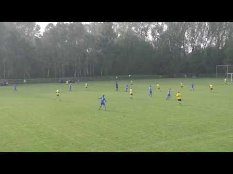 Sestřih branek U16 FCB - Hlučín