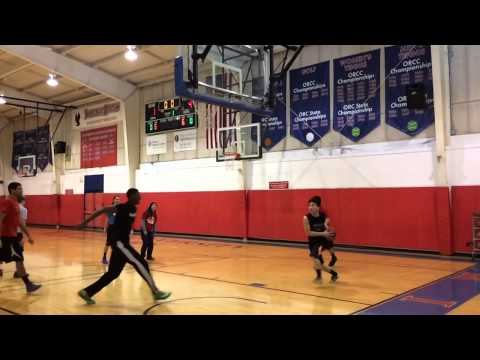 Miami University Middletown Intercultural Basketball Program