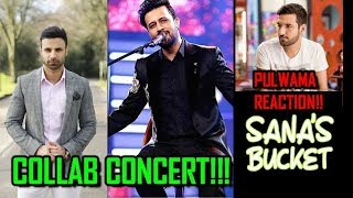 Rahim Pardesi Concert With Atif Aslam Zaid Ali Sana 39 S Bucket And Yourdailytech On Pulwama Attack
