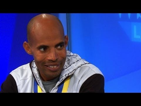 Boston Marathon Winner Keflezighi on Finishing First