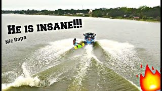 Best Wakeboarding I've ever seen!
