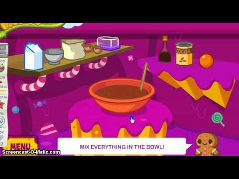 Moshi Monsters- Moshling Cupcakes Game