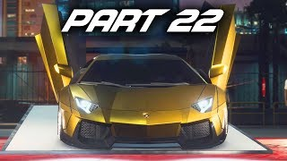 Need for Speed Payback Gameplay Walkthrough Part 22 - STEALING A GOLD LAMBORGHINI ADVENTADOR