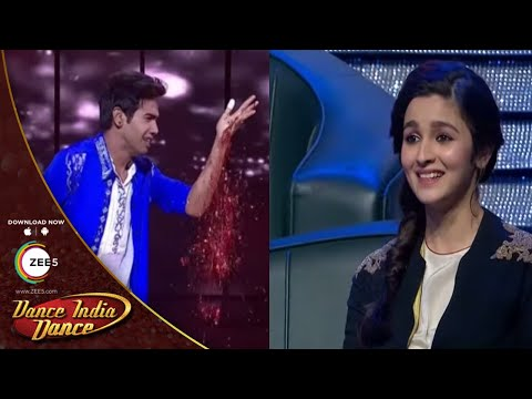 Dance India Dance Season 4 February 02, 2014 - Shyam Yadav Performance