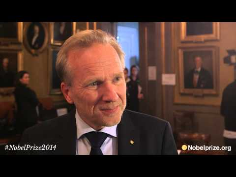 Interview: 2014 Economic Sciences Prize in Memory of Alfred Nobel