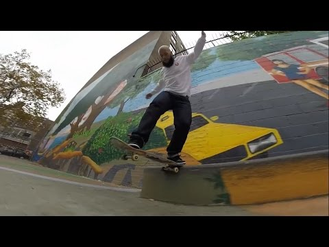 Skate All Cities - GoPro Vlog Series #046 / Fuxwidit Heavy