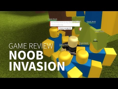 Noob Invasion Game Review