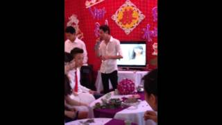 Người Quan Trọng Nhất-Hoàng Sơn (Tại đám cưới Việt Anh với Bích Hồng)