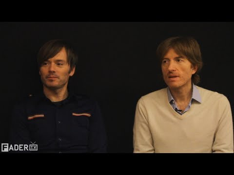 FADER TV: Interview with Air