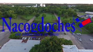 Downtown Nacogdoches, Texas
