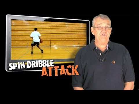 SPIN DRIBBLE ATTACK!!! The UNCONTAINABLE Reverse SPIN MOVE -- Shot Science Basketball