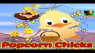 Popcorn Chicks, Free game for Android and iOS