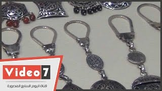 بالفيديو.. شاهد أحدث تصميمات ميداليات الفضة فى « 2014 »