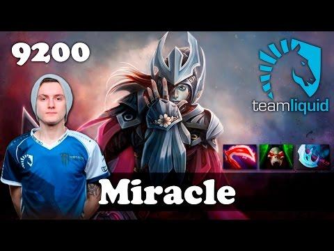 Miracle Unkillable Phantom Assassin | 9200 MMR Dota 2
