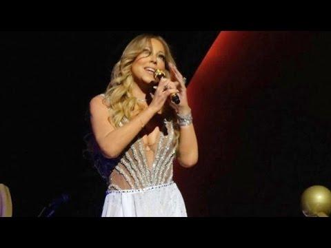 Mariah Carey is BACK in Vegas to SLAY EVERYONE!! (June 2016)