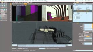 Architectural Lighting Tutorial: Structure