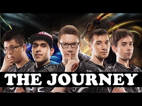 THE JOURNEY TO THE INTERNATIONAL GAME 4 - QUALIFIERS - TEAM SECRET - Dota 2