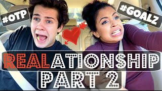 (REAL)ATIONSHIPS! PART 2! w/ David Dobrik | Lizzza