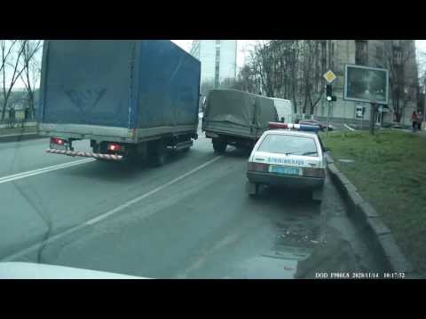 дтп из за гаи Харькова!