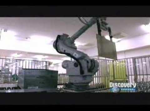 Fabricacion de televisores de plasma.