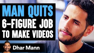 He Quits 6-Figure Job To Make Videos, The Shocking Story Of Nas Daily | Dhar Mann