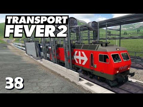 Transport Fever 2 S7/#38: Waschtag in der neuen Waschanlage [Lets Play][Deutsch]