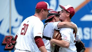 BC's Dan Metzdorf Throws Complete Game vs. Louisville