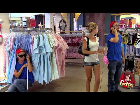 Valentine Days Sexy Lingerie Shopping Prank