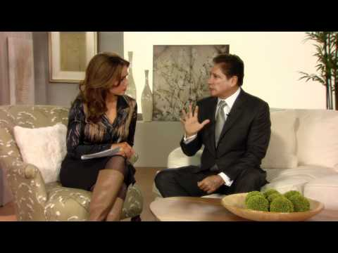 Lisa Robertson & Dr. Perricone Interview