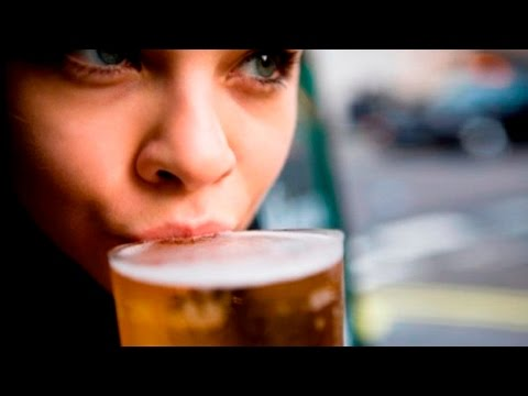 SCIENCE: Women Shouldn't Drink Alcohol
