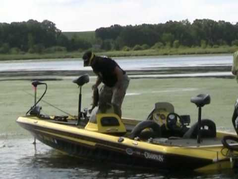 Slopfest Bass Fishing Tournament Buffalo Lake-Part I