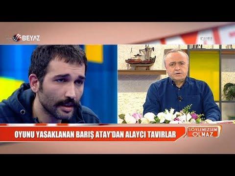 Ali Eyüboğlu'ndan Barış Atay'a sert tepki: Ölmüş anama küfür ettirdin