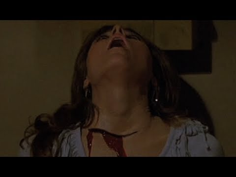 Throat Cut in Bathroom - Psycho III (1986)