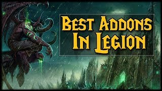 IMMERSIVE WOW EXPERIENCE ADDONS - World of Warcraft Legion 7.1