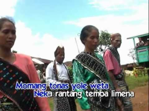 O Bela - Pop Daerah Manggarai - Ntt video