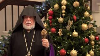 New Year Message of His Holiness Aram I - 2017